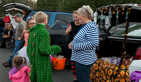 fun at trunk or treat